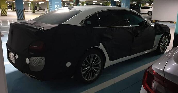 Kia K9 Facelift 002