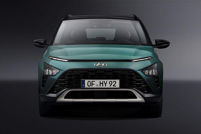 45094-HyundaiMotorrevealsall-newBAYONastylishandsleekcrossoverSUV