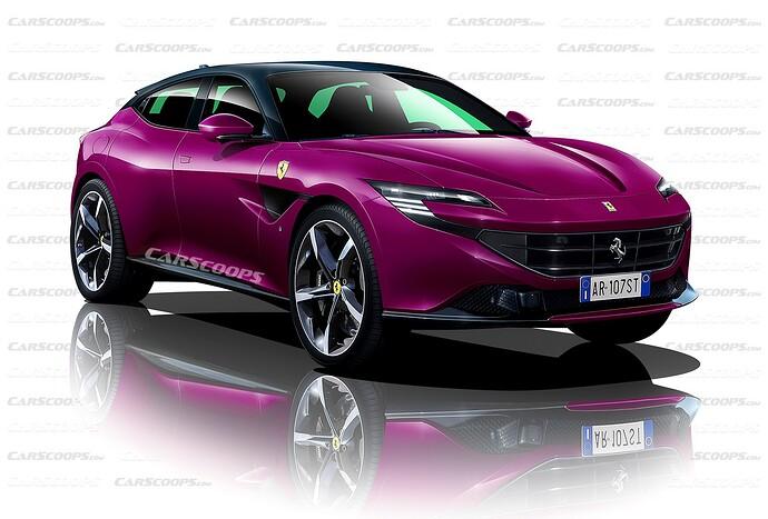 Ferrari-Purosangue-SUV-CarScoops-5