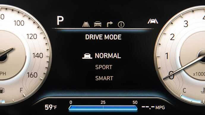2022-hyundai-santa-cruz-instrument-panel-driving-mode-normal
