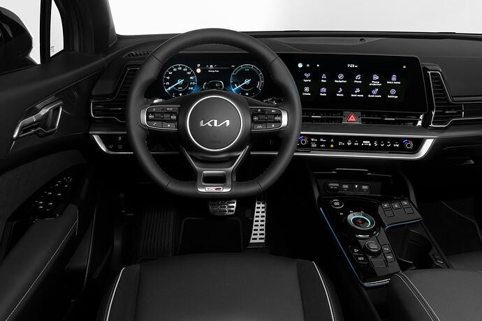 NewSportage-interior11