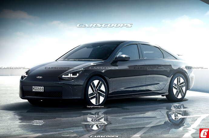 2023-Hyundai-Ioniq-6-Electric-Sedan-Carscoops-11