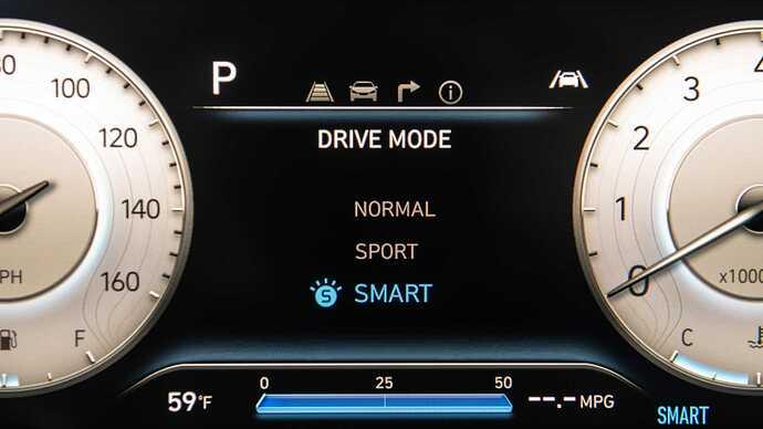 2022-hyundai-santa-cruz-instrument-panel-driving-mode-smart