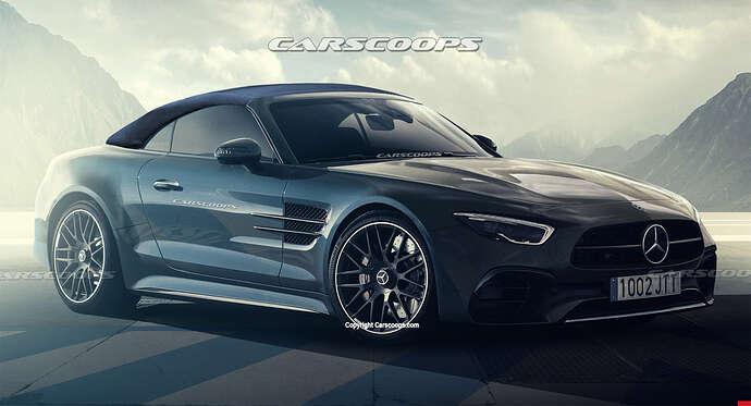 2022-Mercedes-AMG-SL-Soft-Top-Carscoops-Copyright-1