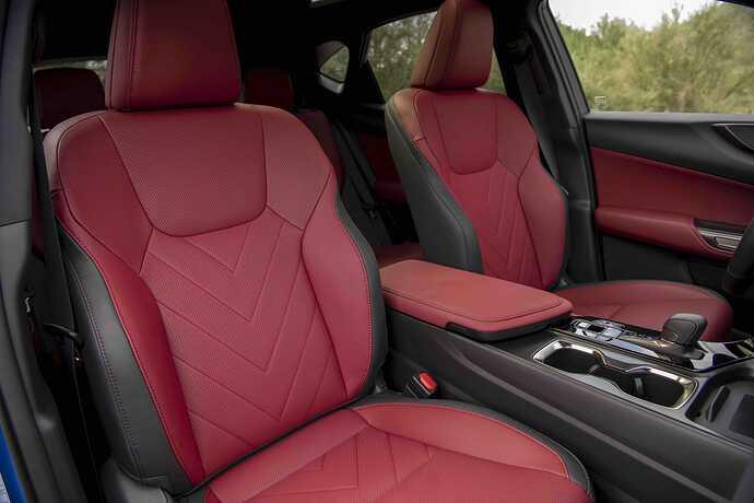 2022_Lexus_NX-350h_Luxury_Interior_089