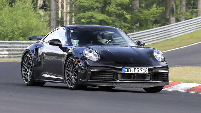 Porsche 911 Turbo Hybrid-7