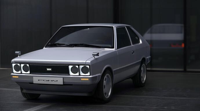 45673-HyundaiMotorShowcasesHeritageSeriesPONYasIconofDesignInnovation